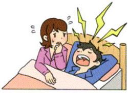 睡眠時無呼吸症候群 SAS